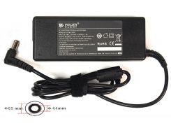 Блок питания для ноутбуков PowerPlant  SONY 220V, 19.5V 92W 4.74A (6.5*4.4)