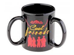 Кружка с 3 ручками Cool Friends