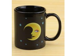 Чашка с терморисунком День и ночь ( хамелеон )