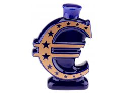 € ЕВРО - графин штоф ( euro gifts )