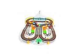 Детская железная дорога Chi Lok Bo Toys Mini Cartoon 2в1 192 ел.