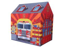 Детская палатка Doris Пожарная станция 8722