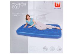 Надувной матрас Bestway 67001 Comfort Quest 188х99х22см