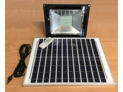 Уличный LED светильник с датчиком света и солнечной батареейYH-1850