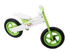 Деревяный велобег Tobi Toys