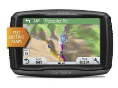 Автомобильный GPS Навигатор Garmin Zumo 595 LM (010-01603-1W)