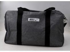 Сумка спортивная Nike (replica) Серый