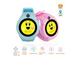 Детские наручные смарт часы Smart Baby Watch A17
