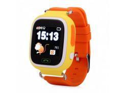 Детские смарт часы Smart Baby Watch Q90 Orange