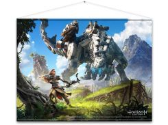 Плакат Gaya Horizon Zero Dawn Wallscroll - Cover Art