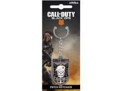 Брелок Gaya Call of Duty Black Ops 4 Keychain - Patch (GE3610)