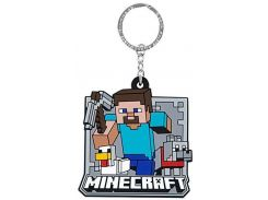 Брелок JINX Minecraft Keychain - Mobs Group