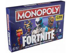 Настольная игра Hasbro Monopoly: Fortnite New (E6603)