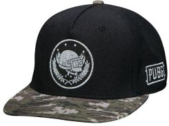 Кепка JINX PUBG - Pan Crest Snap Back Hat, Black