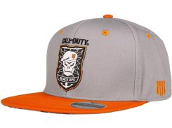 "Кепка Gaya Call of Duty Black Ops 4 Snapback ""Patch"" Grey"