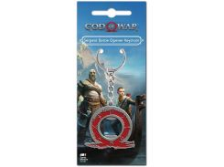 Брелок Gaya God of War Keychain - Serpent Bottle Opener (GE3492)