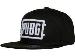 Кепка Gaya Snapback PUBG 3D Logo