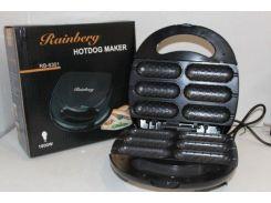 Хотдогер сосисочница Rainberg RB-6301