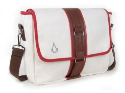 Сумка Gaya Canvas Pouch Assassins Creed, White/Brown (GE2019)