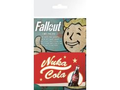 Кошелек GB eye Card Holder: Fallout 4 Nuka Cola (CH0379)
