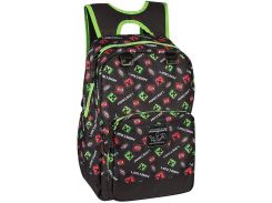 "Рюкзак JINX Minecraft 17"" Scatter Creeper Backpack, MultiColor"