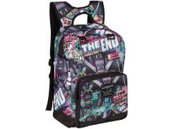 "Рюкзак JINX Minecraft 17"" Tales From The End Backpack, MultiColor"