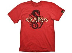 Футболка Gaya God of War T-Shirt - Kratos Symbol XL