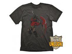Футболка Gaya DOTA 2 T-Shirt - Axe + Ingame Code, L