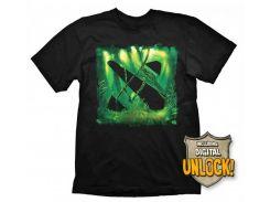 Футболка Gaya DOTA 2 T-Shirt - Jungle + Ingame Code, XL