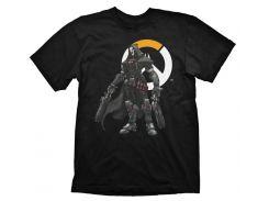 Футболка Gaya Overwatch T-Shirt - Reaper Logo M