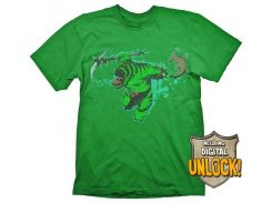 Футболка Gaya DOTA 2 T-Shirt - Tide Hunter + Ingame Code, M