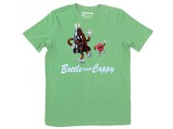 Футболка Gaya Fallout T-Shirt - Bottle & Cappy M