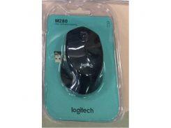 беспроводная мышь logitech m280 / игровая мышь