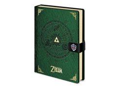 Блокнот Pyramid The Legend of Zelda