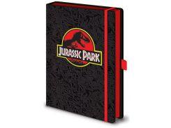 Блокнот Pyramid Jurassic Park: Classic Logo