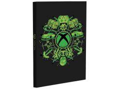 Блокнот Paladone Xbox - Light Up Notebook