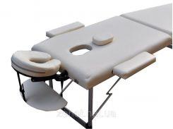 Массажный стол ZENET ZET-1044 (L) Бежевый