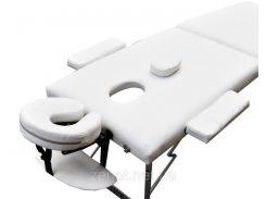 Массажный стол ZENET ZET-1044 (s) Белый
