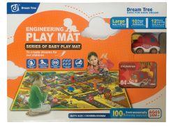 Детский игровой коврик Dream Tree Engineering DD308B 120x90 см