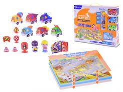 Детский игровой коврик Dream Tree Engineering DD306B 120x90 см
