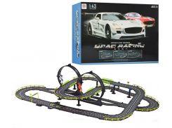 Детский автотрек Shing Kei Drag Racing 9903