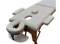 Массажный стол ZENET ZET-1042 (M) Кремовый