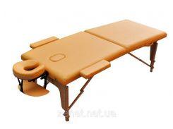 Массажный стол ZENET ZET-1042 (M) Желтый