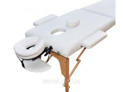 Массажный стол ZENET ZET-1042 (S) Белый