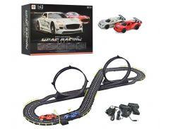 Детский автотрек Shing Kei Drag Racing SJ6603