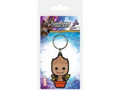 Брелок Pyramid International Keychain: Marvel - Guardians of the Galaxy Baby Groot