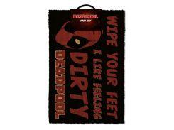 Напольный коврик Pyramid International Deadpool Doormat - Dirty