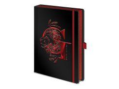 Блокнот Pyramid International Harry Potter - Gryffindor Foil Premium Notebook