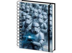 Блокнот Pyramid International Star Wars - Stormtroopers Lenticular Notebook
