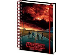 Блокнот Pyramid International Stranger Things - Mind Flayer 3D Cover Notebook